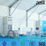 Grande condicionador de ar eficiente refrigerando e de aquecimento para a exposição ao ar livre
