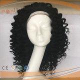 Tipo de la peluca judía superventas humano del pelo del cordón del frente judía Pelucas