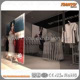 Горячая продавая рекламируя рамка тканья ткани Frameless алюминиевая