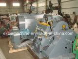 Machine de découpage de feuille en plastique
