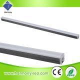 Il LED esterno impermeabile illumina la barra chiara esterna