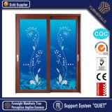 Perfil de aluminio para el material de la puerta y de la ventana con alta calidad