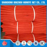 Nueva fábrica de la red de seguridad de construcción del HDPE del 100% en Shandong
