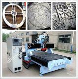 Máquina de estaca composta de alumínio para Solidwood, MDF do CNC máquina/3D da estaca do painel do preço de disconto, alumínio, PVC, plástico, espuma, pedra