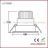 Fábrica de bajo precio COB 6W-30W de techo LED abajo se enciende (LC7906B)