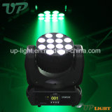 12*10W CREE RGBW 4in1 СИД Mini Beam Moving Head