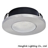 Ce Aluminum Round 12V 1.5W Under Cabinet LED Light