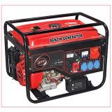 3kw generador eléctrico portable de la gasolina de la energía del comienzo el 100%