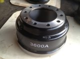 Tambour de frein de camion de Scani 3600A de benz de Volvo