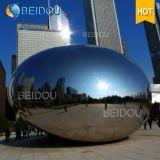 膨脹可能なミラーの球を浮かべる装飾的なディスコと結婚するカスタマイズされた卸し売りイベント