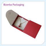 Professioneller steifer Papierschmucksache-Verpackungs-Geschenk-Kasten für das Verpacken
