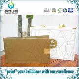 Sac d'emballage d'impression avec le Chaud-Estampillage et UV de papier