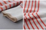 女の子のための100%年の綿の赤ん坊の縞の衣類の子供の衣服