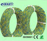 2 Kern-Kabel-Absinken-Draht-Telefon-Prüfkabel
