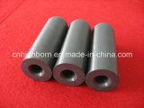 Precisión de gas presionado negro nitruro de silicio de cerámica boquilla