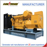 250kw Doosan (Motor) voerde de Generator van het Aardgas met Binnenlandse Radiator in