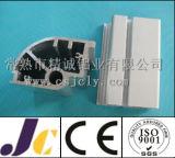 6005 T4 Jateamento anodizado Extrusão de Alumínio Perfil (JC-P-10116)