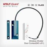 Detector de sensor de contato / acessórios de alarme magnéticos sem fio da porta magnética / janela