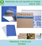 Brede Tolarance die CTP Platen ontwikkelt