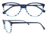 Montatura per occhiali ottica del blocco per grafici del monocolo delle donne di vetro di prescrizione di alta qualità di modo