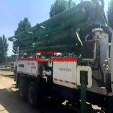 Camion utilizzato della pompa per calcestruzzo di Putzmeister con la lunghezza dell'asta di 37m