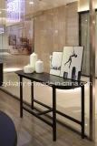 Furniturのヨーロッパ式のホーム居間の木の玄関表(SD-29)