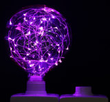 Éclairage étoilé bleu d'ampoule du globe G80 DEL de modèle neuf pour la décoration