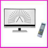 Augengerät LCD-Sichtbarmachungs-Prüfvorrichtung