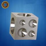 Machinaal bewerkte CNC van het Roestvrij staal/van het Aluminium van de Precisie van de douane Malen Delen