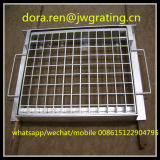 Grating d'acciaio Trench Cover con Angle Frame