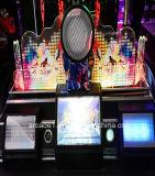Ultima galleria della macchina del gioco del batterista della macchina di lusso di musica