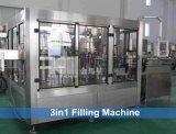 Ligne automatique de machine à remplir le jus de gazéification