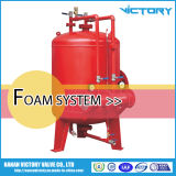 Carbonio Steel Foam Bladder Tank per Fire Fighting
