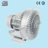 Turbine à dépression latérale de ventilateur de la Manche pour le transport matériel