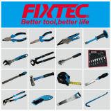 A mão profissional de Fixtec utiliza ferramentas o mini martelo de garra 8oz