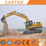 Mining条件のカーターCT220-8c Multifunction Backhoe Excavator Working