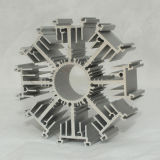 突き出された陽極酸化されたアルミニウム機構脱熱器