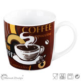 Bear & Café Diseño Nueva taza de China de hueso