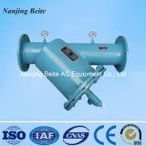Y mecanografía los filtros autolimpiadores del cepillo del agua