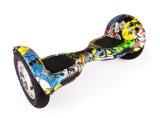 Rad zwei 10 Zoll intelligenter Ausgleich-Roller-elektrische Roller-Schwebeflug-Vorstand-