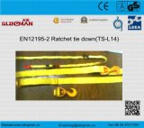 A catraca En12195-2 amarra para baixo (TS-L14-02)