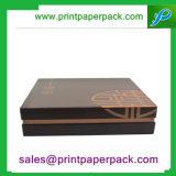 Caja de embalaje del regalo de papel magnífico de Mooncake