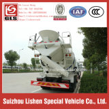 Nuovo Model 6*4 Concrete Pump Truck 6 M3 Cement Self Loading Concrete Mixer Truck da vendere