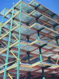 O zinco da folha do Decking do assoalho do baixo custo revestiu o Decking do assoalho do metal, folha galvanizada Yx76-305-915 do Decking do piso de aço