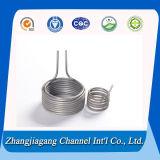 Les produits de qualité amincissent la tuyauterie d'acier inoxydable de mur