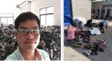 단화 남자 중국 이용된 공장
