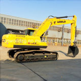 Bouw Machinery Excavator met 0.9m3 Bucket