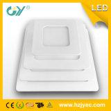 El nuevo tipo cuadrado del producto LED Downlight encubierto instala estupendo adelgaza