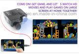 LCD 소형 영사기 휴대용 디지털 영사기