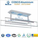 Подгонянный алюминиевый автоматический толковейший шкаф одежд с освещением Drying/LED/характеристикой Sanitization